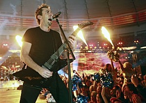 Nickelback Live