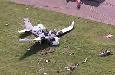 6 abc plane crash