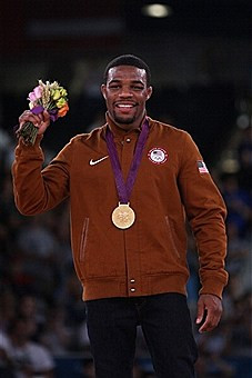 gold medal win