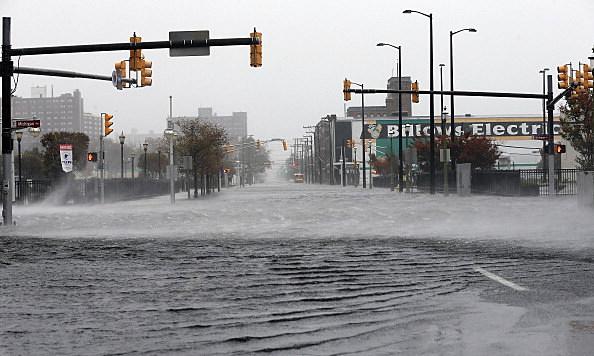Sandy in A.C.