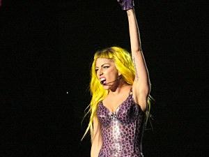Lady Gaga in Atlantic City