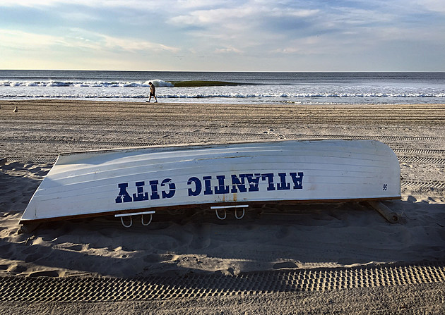 Years Of Economic Decline Leave One Third Of Atlantic City's Resident In Poverty