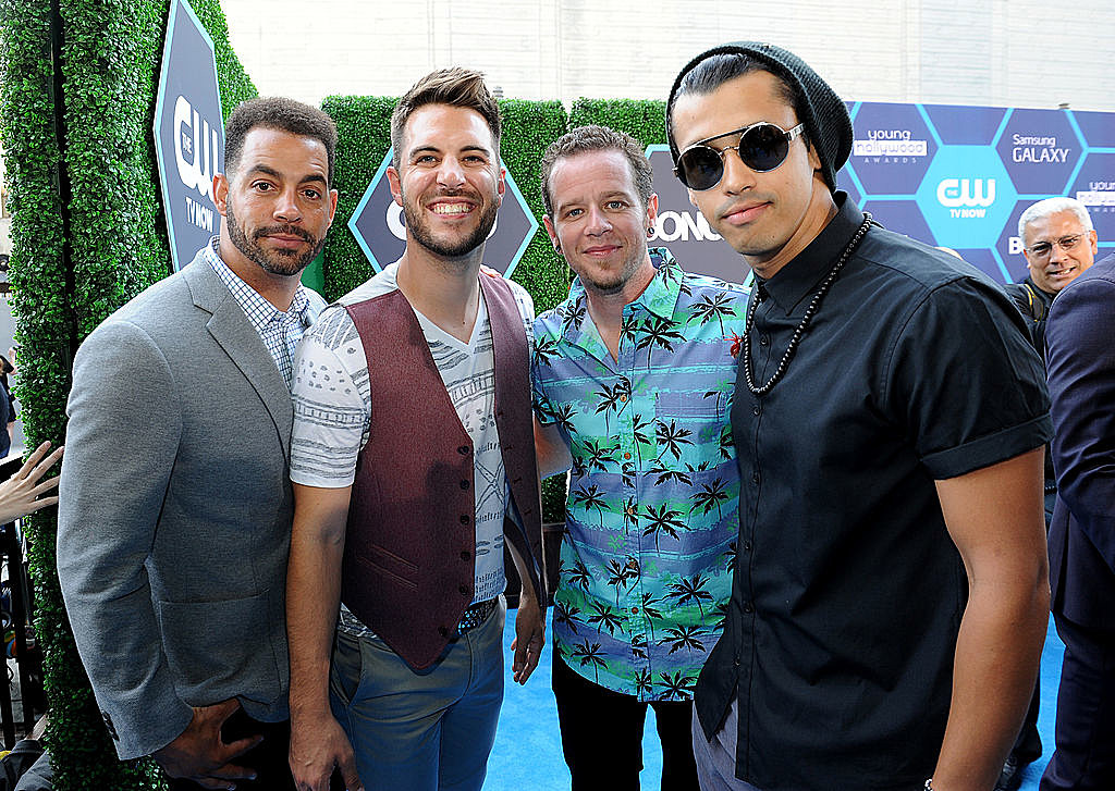 2014 Young Hollywood Awards Brought To You By Samsung Galaxy - Fashion Corner