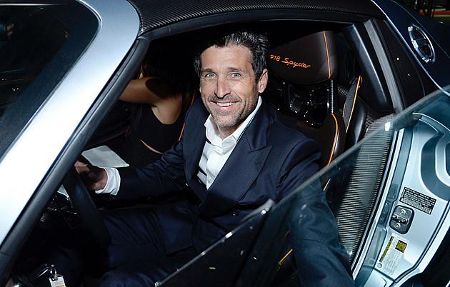 Opening Porsche Experience Center