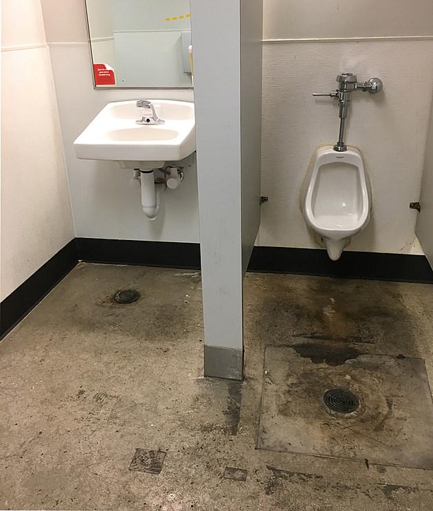 bad bathrooms