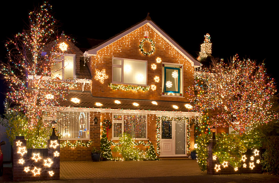 did you know that hanging christmas lights started in new jersey